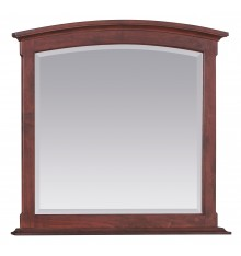 [39 Inch] Cascade Arched Beveled Mirror