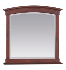 1503GBCH Cascade Arched Beveled Mirror