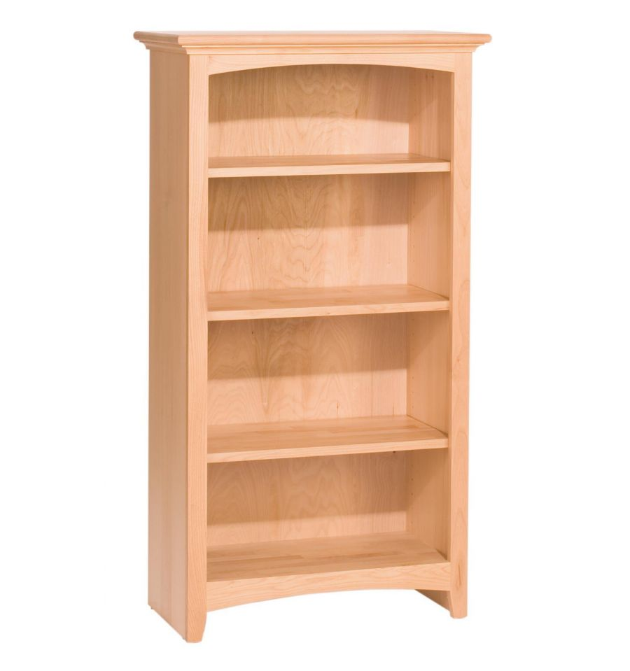 New Bookcase Toy Box White Finish Bedroom Playroom Child: Bare Wood Fine Wood Furniture