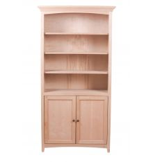 [40 Inch] McKenzie Center Wall Units with Doors