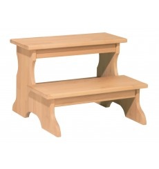 [19 Inch] Two Step Foot Stool