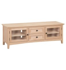 2079 McKenzie 2 Drawer Media Console
