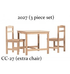 Kid's 3pc Table Sets