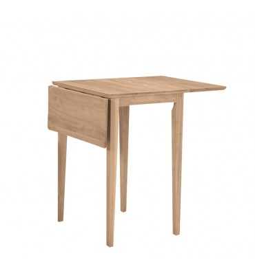 [36 Inch] Shaker Dropleaf Dining Table