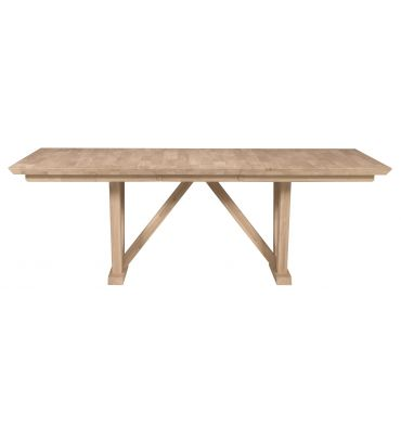 [84 Inch] Athena Extension Dining Table