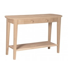 [46 Inch] Phillips Oval Sofa Table