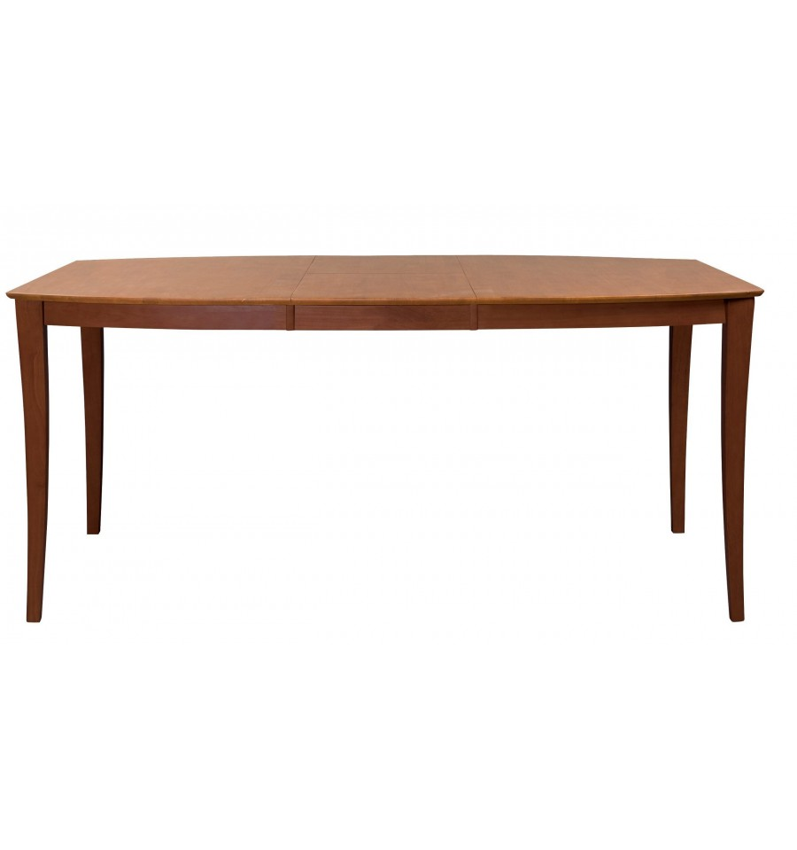 78 Inch Salerno Butterfly Gathering Tables Bare Wood