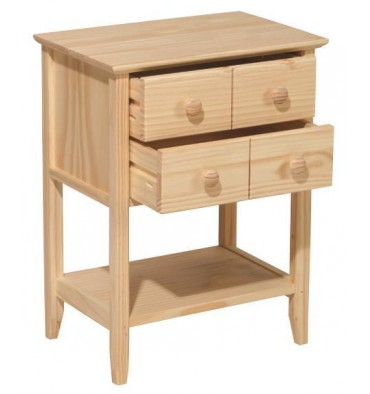 [19 Inch] Seneca Side Table