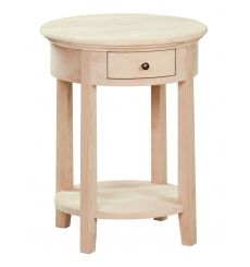[20 Inch] McKenzie Round Side Tables