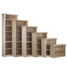 AWB Face Frame Crown Bookcases | BK