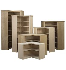 AWB Federal | Corner Bookcases | BK6