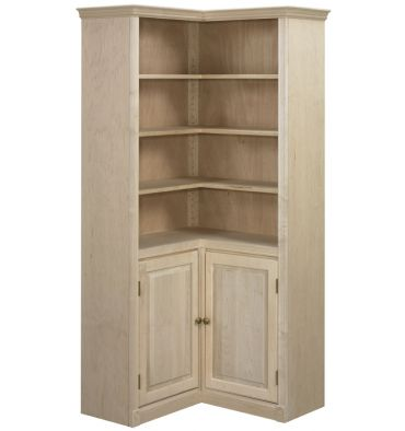 AWB Federal | Corner Bookcases | BK7