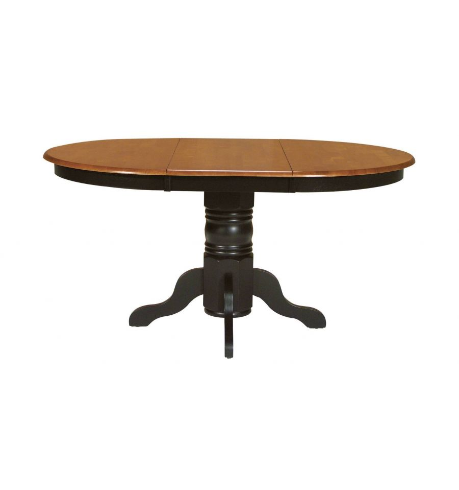 42x42 60 Inch Butterfly Dining Table Bare Wood Fine Wood Furniture Groton Ct