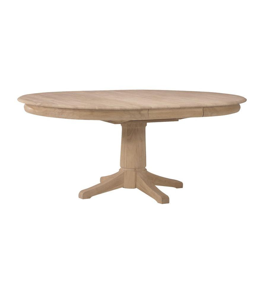 54x5472 inch butterfly dining table with t7xb pedestal
