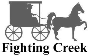 Fighting Creek Amish Furniture Logo